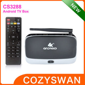 Newest CS918 CS3288 Quad Core 1 8GHz Android 4 4 Media Player TV Box Rk3288  TV Box