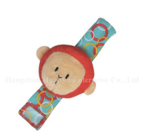 Factory Supply Baby Stuffed Plush Wrist Animal Toy pictures & photos