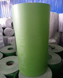 Plastic PVC Matt Matt Film Rolls for Christmas Tree pictures & photos
