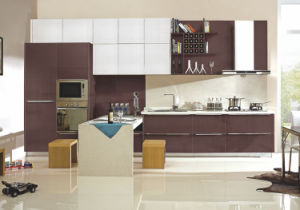 high gloss lacquer finish kitchen cabinets china liner style high gloss lacquer finish kitchen 16322