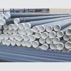 ERW Welded Steel Pipe with External 3PE and Internal Epoxy Coating pictures & photos