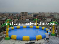 Round Inflatable Pool /Swimming Pool Play Equipment