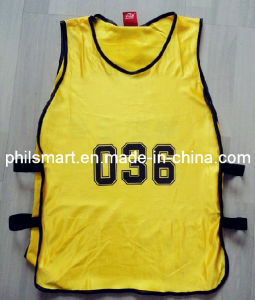 Soccer Training Vest Football Bibs pictures & photos