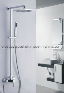 Ultra Faucets Euro Collection Single Handle 1 Spray Tub And Shower Faucet In Oil