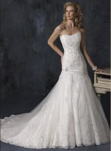 Wedding Dress & Wedding Gown&Bridal Dress (DX0062)