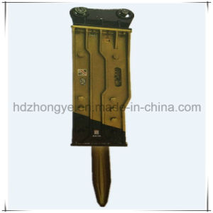 High Quality Triangular Hydraulic Breaker Hammer Used for Breaking Road/Rock/Building pictures & photos