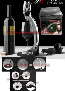 Wine Aerator Luxury with Tower (SW-VT01H)