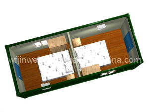 ISO Comfortable Container House for Dormitory pictures & photos