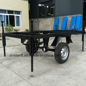 Enclosed Trailer Type Insulating Oil Transformer Oil Purification Machine (ZYM-50) pictures & photos