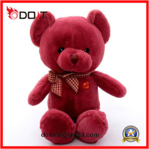 30cm Sitting Short Plush Teddy Bear pictures & photos