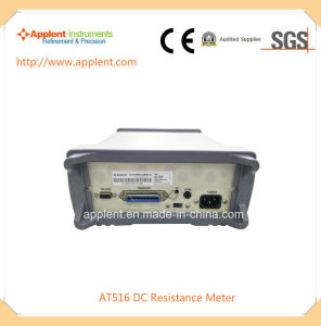 DC Resistance Meter for Relay Resistance (AT516) pictures & photos