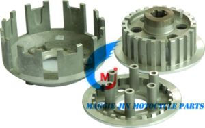 Motorcycle Parts Motorcycle Clutch Center for Boss Bajaj 3W4s pictures & photos