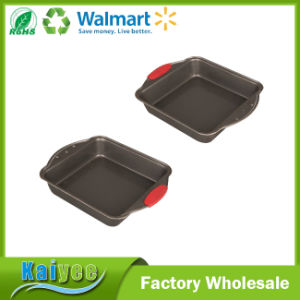 Bakeware Baking Loaf Pan with Ultra Non Stick Coating and Silicone Handles pictures & photos