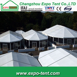 Glass Wall Aluminum Pagoda Tent for Events pictures & photos