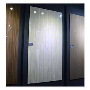 Water-Resistant MDF Board High Glossy UV MDF Board (zh3937) pictures & photos