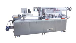 High-Speed Alu/Alu-Alu/Plastic Blister Packing Machine