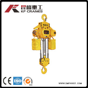 Long Working Time Hook Fixed Type Chain Hoist pictures & photos
