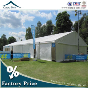 Hot Sale Air Conditioned Movable Display 15m*30m Fireproof Fabric Marquee Tents pictures & photos