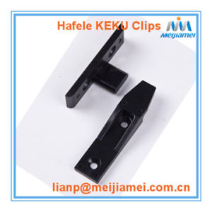 Hafele Keku Push In Clips, Furniture Accessories Panel Connector