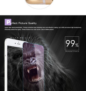 Wholesale Price! ! Anti-Shock 9h 0.2mm Tempered Glass Screen Protector for iPhone 6/6s /Plus