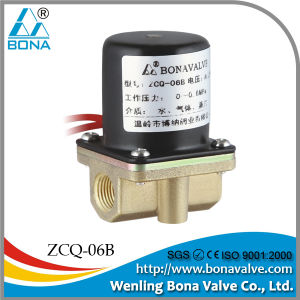 Df2-3-B Wire Feeder Brass Solenoid Valve pictures & photos