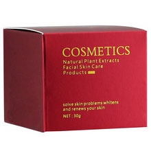 Fashional Design of Coated Paper Printed Packing Box for Cosmetics