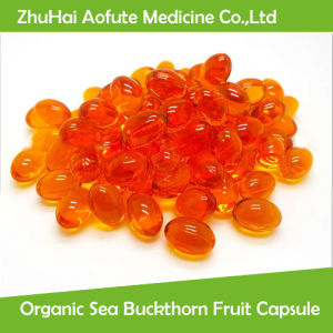 Organic Sea Buckthorn Fruit Capsule pictures & photos