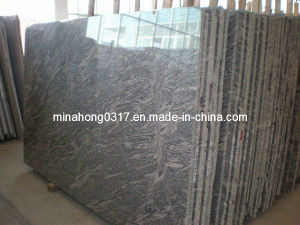 China Juparana Granite Stone Tiles Slabs Natural Stone Paver Stone pictures & photos