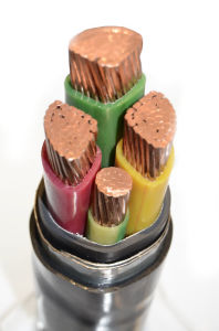 XLPE Insulation/PE Sheathed/Zero Halogen Flame Retardant Cable pictures & photos