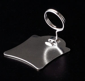 Manufacture Sale Stainless Steel Card Holder