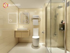 China Prefabricated Bathroom, Prefabricated Bathroom Manufacturers,  Suppliers | Made In China.com
