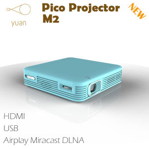 Mini Projector M2 with HDMI USB and Built-in Battery