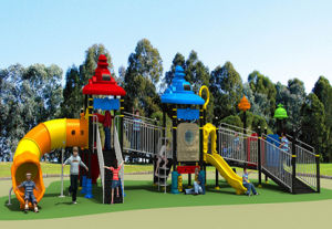 Disability Children Playground for Disabled Kids pictures & photos