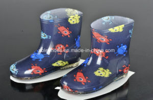 New Style High Quality Fashion Girls Childrens Rainboots