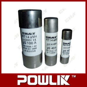 Rt18, Rt19 Thermal Cylindrical High Speed Fuse Link pictures & photos