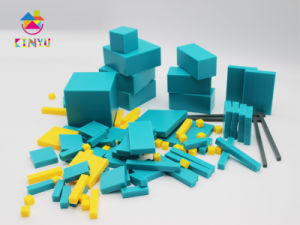 Algebra Blocks Manipulatives for Teaching Math Class pictures & photos