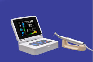 Root Canal Meter and Endodontic Treatment for Dental