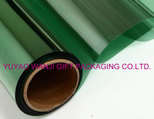 China Green Cellophane Rolls 40in X 100ft For Gift Basket