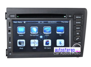 Car Multimedia System for Volvo S40 Car GPS Navigation