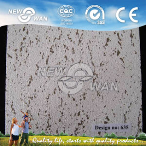 PVC Vinyl Laminated Gypsum Ceiling Tile (NGCT-1121) pictures & photos