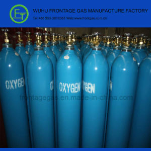 Popular Steel Cylinder O2 Gas Bottle pictures & photos