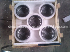 Tungsten Molybdenum Alloy Crucible for Vacuum Furnace Melting pictures & photos
