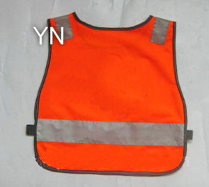 New Design Reflective Safety Vest for Kids pictures & photos