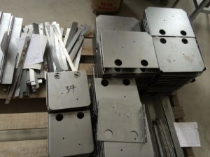 OEM/ODM Custom CNC Metal Fabrication Parts pictures & photos