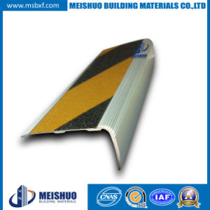 Bullnose Rounded Carborundum Insert Anti Slip Stair Nosing pictures & photos