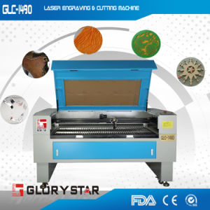Single Head Laser Fabric Leather Cutting Equipment pictures & photos