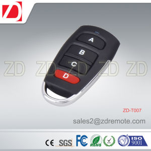 Popular Universal RF Remote Control for Fixed and Learning Code pictures & photos