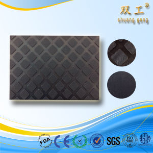 All Kinds of Industrial Diamond Rubber Sheet
