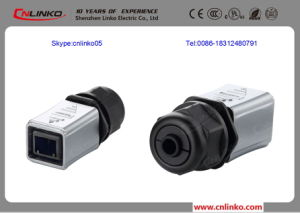 out Door Shooting System RJ45 Connector pictures & photos