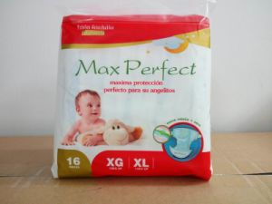 Soft and Breathable Diapers for Babies (XL)